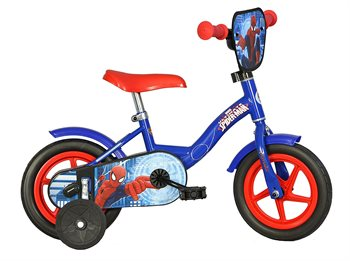"Image of   10"" Licens Spiderman cykel"