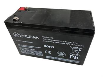 Image of   Batteri el bil / Løbehjul. 12V - 7A
