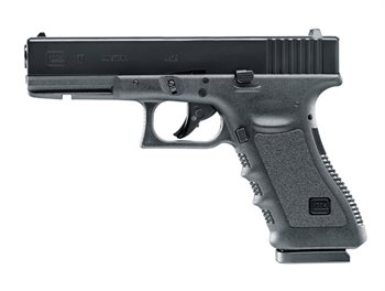 Image of   Glock 17, Blowback