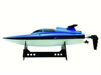 R/C Barracuda speedbåd 2.4 GHz, 20 km/t
