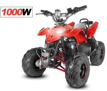 Azeno ATV - Razer II 1000W 48V XL, Kraftige 20Ah batterier