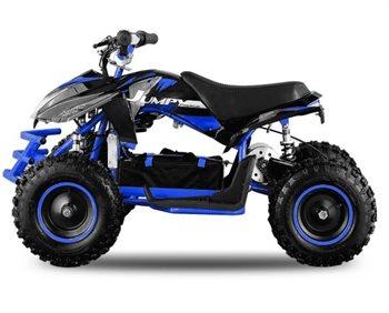 Image of   AZENO ATV - PANTHER PREMIUM 1000W, 48V, FART REGULATOR Blue