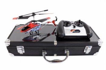RC Helikopter Level X Alu kuffert