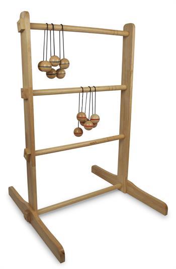 Image of   Bex Stigegolf Spin Ladder Pro - kraftig kvalitet i gummitræ.