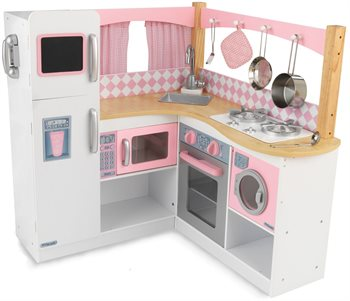 Image of   Kidkraft Grand Gourmet Corner køkken