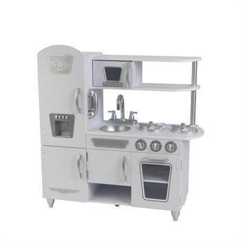 Image of   Kidkraft White Vintage køkken