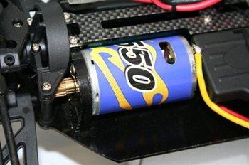Image of   Motor 550 til el bil
