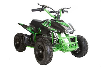 Image of   Azeno ATV - Panther Premium 1000W, 48V, fart regulator Green