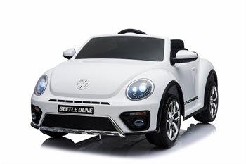 Image of   VW Beetle Dune 12V med fjernbetjening og lædersæde