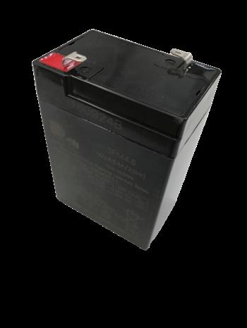 Image of Batteri el bil / motorcykel 6V - 4,5A