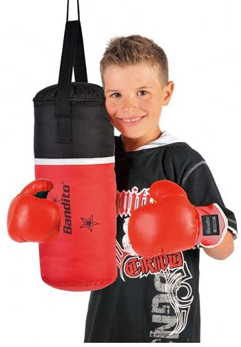 Image of Bandito Boksesæt Kiddy incl. boksehandsker