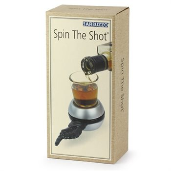 Shot Glass Spin the shot
