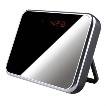 Image of   Alcotell Multi Function Clock fashion design with camera