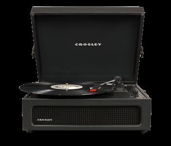 Crosley Portable Voyager Pladespiller (Black) Bluetooth