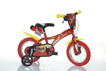 "Image of   12"" Licens Incredible 2 cykel m vanddunk"