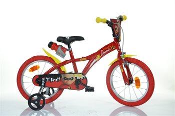 "16"" Licens Incredible 2 cykel m vanddunk"