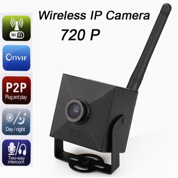 Image of   Alcotell WiFi mini kamera, 1080P, P2P