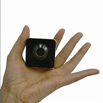 Image of   Alcotell WiFi Cam II med kamera til IOS & Android HD720