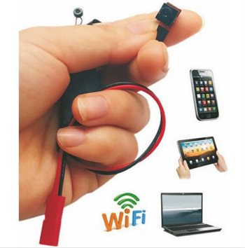 Image of   Alcotell WiFi kamera, P2P, Iphone/Android