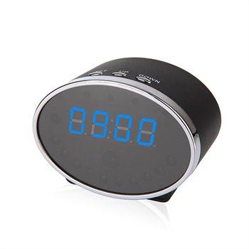 Image of Alcotell WiFi vækkeur med indbygget kamera