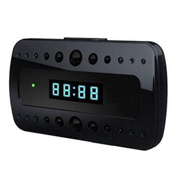 Image of   Alcotell Black Pearl RF Night Vision Alarm Clock