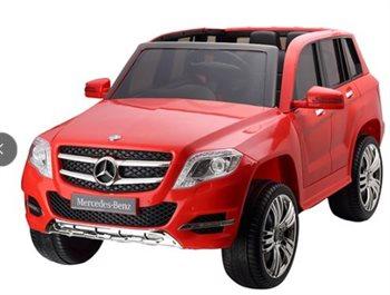 Mercedes GLK300 12Volt, fjernbetjening og gummihjul