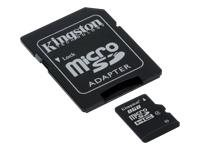 Image of   32GB Micro SD kort med adaptor.