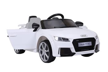 Image of   Audi TT RS, 12V, fjernbetjening, 3 speed