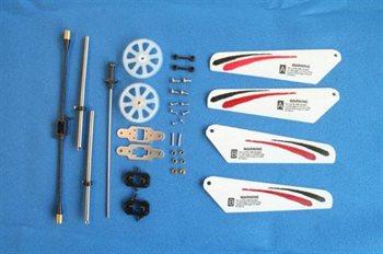 Mini Flier crash kit