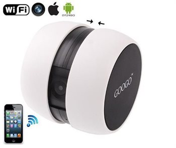 Image of   Alcotell WiFi GOOGO kamera til IOS & Android