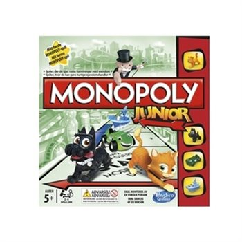 Image of   Monopoly Junior