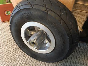Image of   Komplet forhjul til Fighter