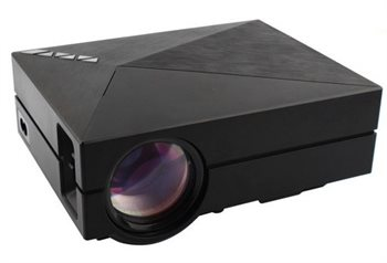 Image of   Alcotell LED Miniprojektor 34-130 tommer