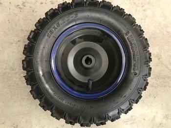 Image of   Komplet hjul til ATV 13*5-6
