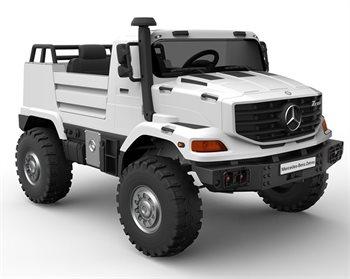 Image of   Mercedes Zetros 24Volt 2x24V motorer 2 personer