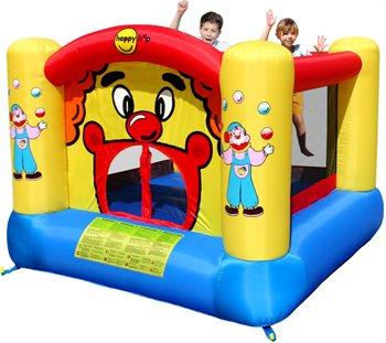 Hoppeslot Klovn - havens sjoveste legetøj