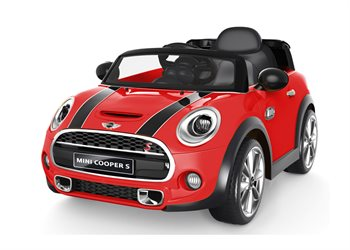 Image of   BMW Mini Cooper Hatch 12V, fjernbetjening