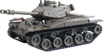 Heng Long R/C Tank M41 Walker Bulldog, 1:16 røg og lyd.